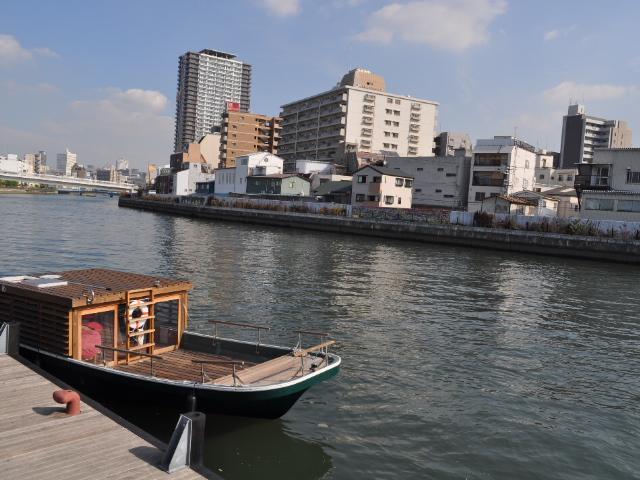 日記:大阪運河クルーズすーん #oskcrs