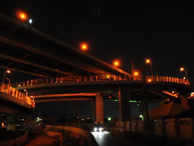 橋脚:大阪運河クルーズ番外編 #oskcrs