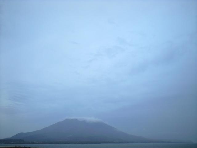 景色:今日の天保山