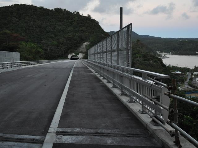 道路:酷道未成線を歩く