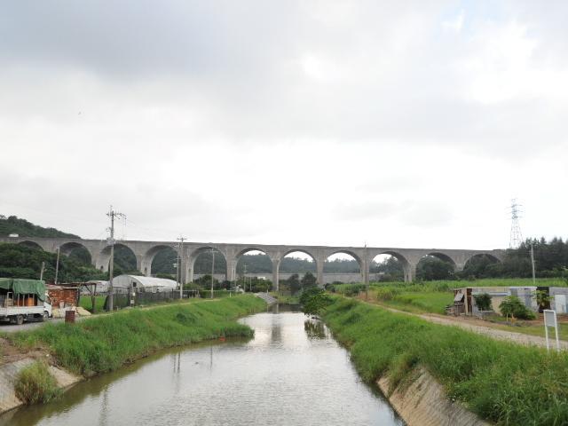 橋梁:今日のアーチ橋