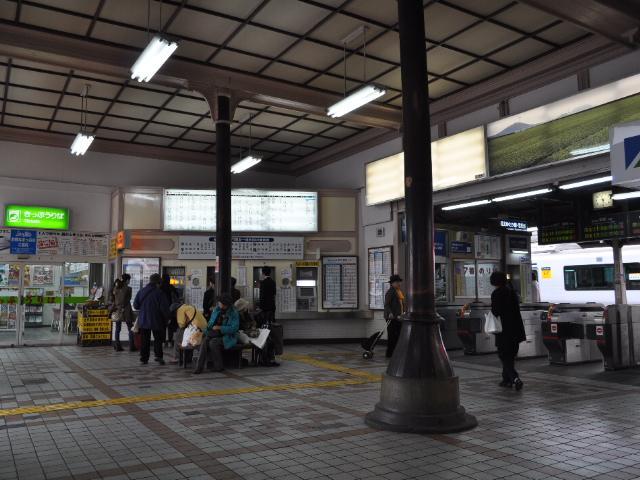 鉄道:博多駅の旧駅舎