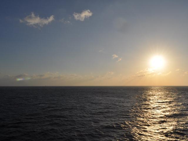 日記:海上漂流記