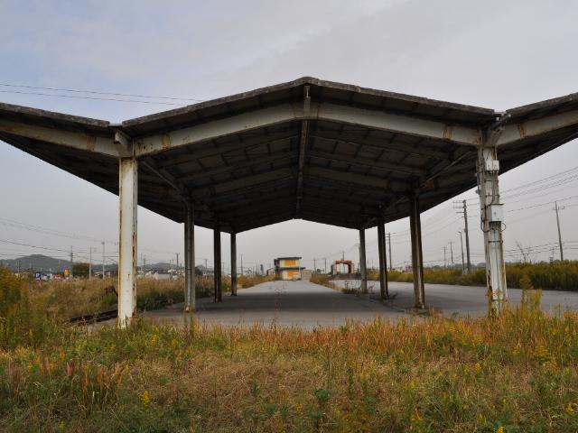廃線:廃貨物駅