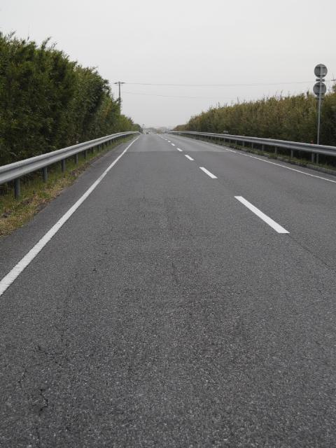 道路:60高の道路標識