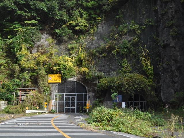 廃道:国道465号線 旧トンネル