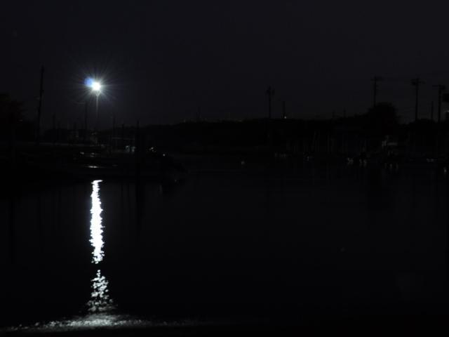 風景:Electric Moon