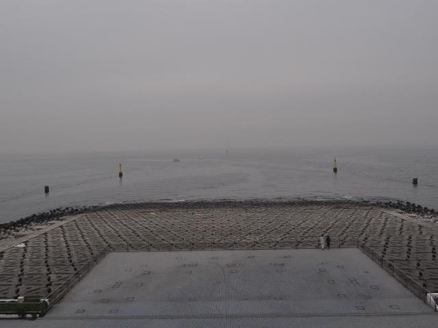 ドボク:海中道路なう