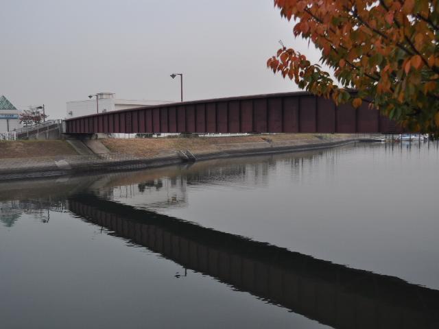 ドボク:妙に立派な天空橋