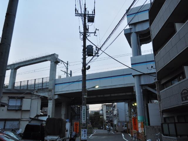 鉄道:駅チカ未成線