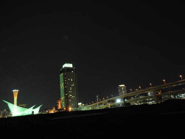 風景:神戸夜景