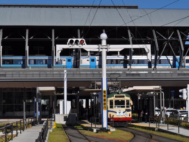 鉄道:変わる風景と変わらぬ風景 @