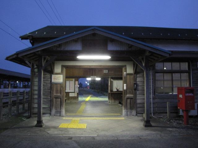 廃線@美濃赤坂の貨物線跡