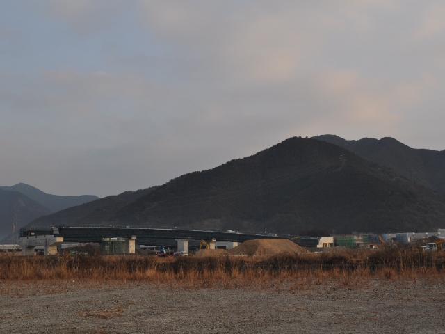 橋脚@未成橋脚ファンクラブ通信2月号 紀勢自動車道 海山ジャンクション