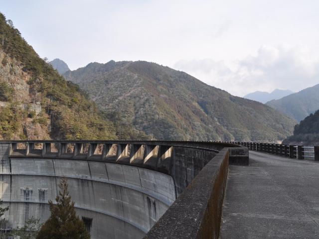 ダム@とある紀州路の電源開発その1 坂本ダム