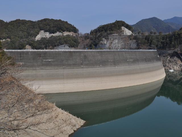 ダム@とある紀州路の電源開発その2 池原ダム