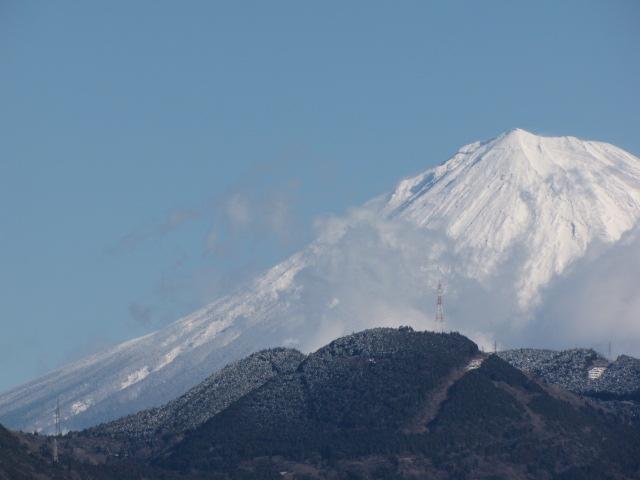 風景@♪富士はエロいな大きいな〜月は登るし陽は沈む〜