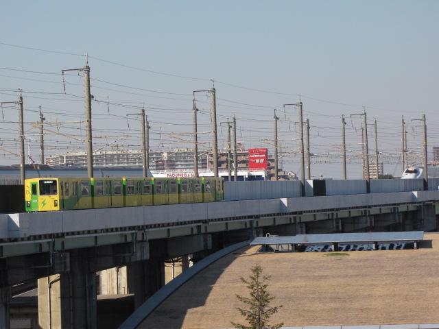 鉄道@新幹線vs新交通vsミニ新幹線