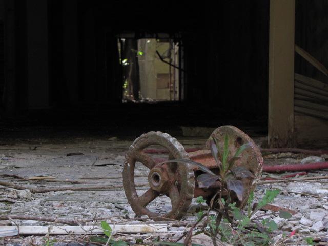 廃墟@今日の廃墟ing S病院