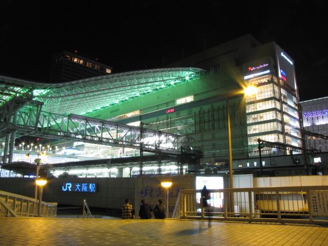 姫路モノレールと廃線と新しい大阪駅