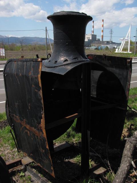 鉄道@この写真だけでどの蒸気機関車か判るものだろうか