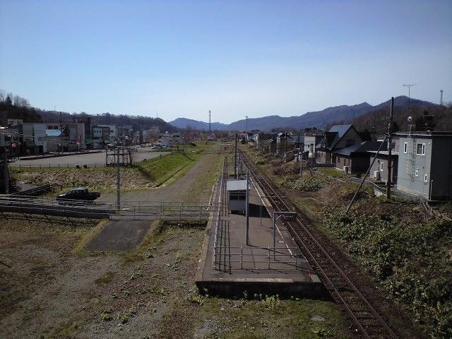 たとえばこんな炭鉱鉄道跡