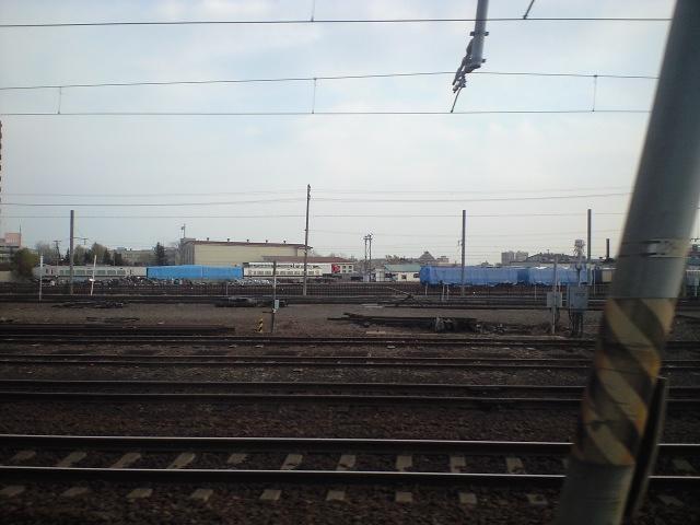 鉄道@今日のスーパーカムイ
