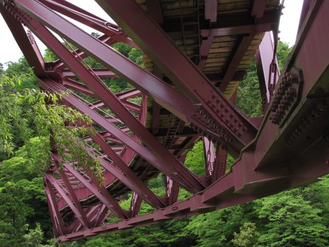 橋梁@今日の三弦橋