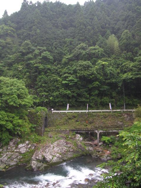 廃線@森林鉄道跡を歩く