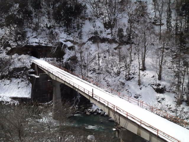 廃線@「旅するロリ鉄はせつなくて国鉄工事局標準設計PC橋梁を見るとすぐ興奮しちゃうの」
