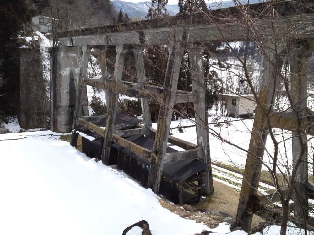 廃線@「旅する森林鉄道フェチはせつなくてコンクリートトレッスル橋脚を見るだけでハァハァしちゃうの」