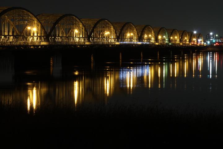 橋梁@「やっぱり橋梁がいいですね」in Final big bridge west side