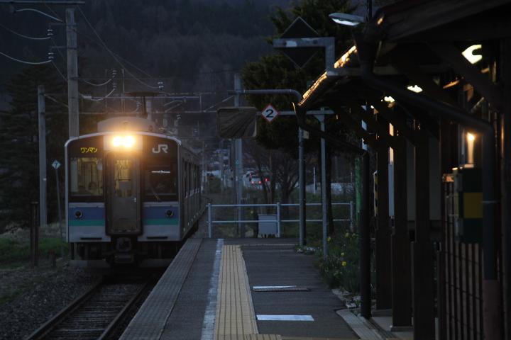 鉄道@今日の聖地巡礼