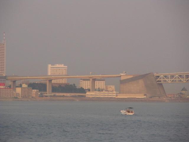 橋梁@今日のアンカー