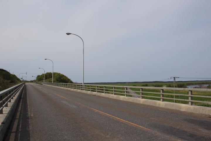 廃線@今日の跨線橋
