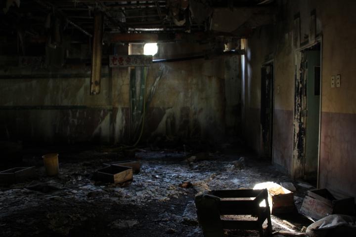 炭鉱@とある炭鉱の充電室
