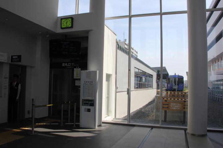 鉄道@駅ナカを総合開発して訳が分からなくなったのがコチラのステーションになります セイコマは助かるけど