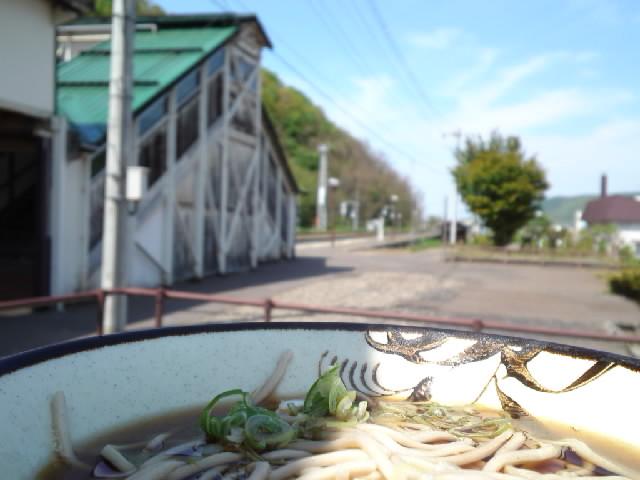 鉄道@本日の蕎麦紀行…成功