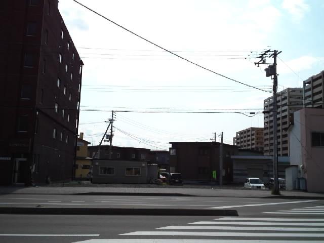 メイド@メイド喫茶跡を歩く2012 更地になっちゃうと何が何やらわからんね