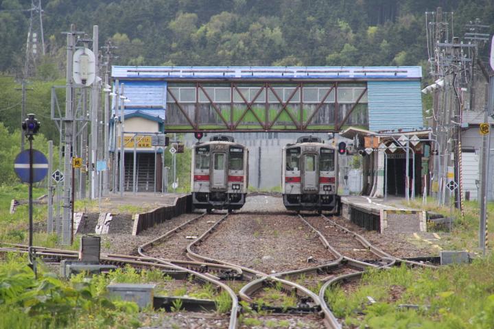 鉄道@すれ違い