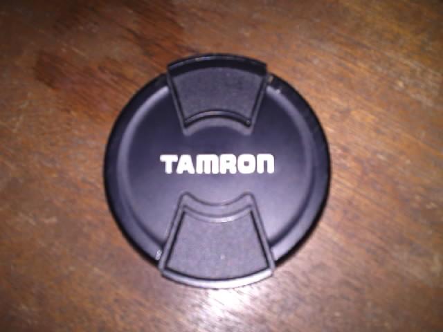間取り図ナイトin神戸の会場にタムロンのレンズキャップ(77mm)をお忘れの方 会場に預けておきました #mdrz