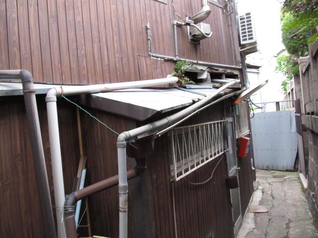 間取り図ナイトin神戸の会場自体の間取りが奇妙だった件について #mdrz 1階と2階で面が一致してないという