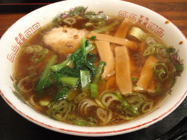 グルメ@今日の #ラーメニング 東京そばの懐かしい味を今も伝える四谷更科の中華そば (オープロ黒澤氏推薦)