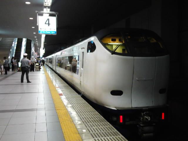 北陸新幹線の敦賀延伸の際に、湖西線経由で新幹線リレー号になる特急がコチラになります(嘘