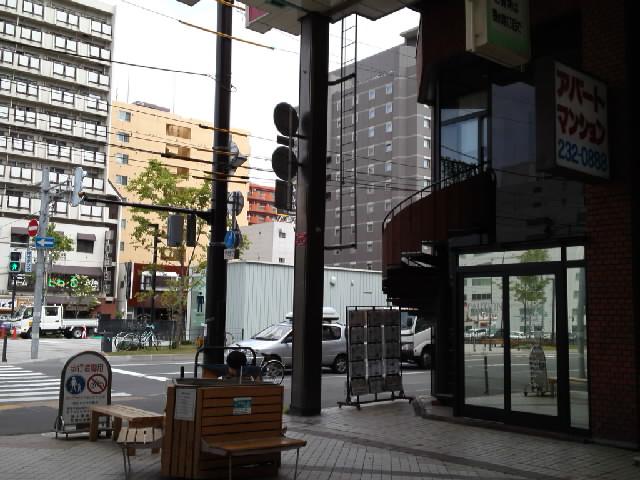 メイド@メイド喫茶跡を歩く2012 伝説のメイド喫茶の窓から見ていた景色もすっかり一変してしまいました