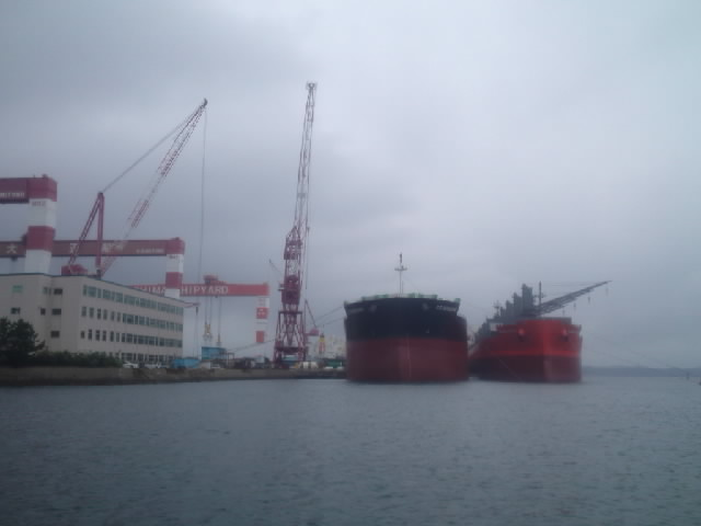 #Jheritage長崎産業遺産視察勉強会 「大島や ああ大島や 大島や」(意訳:造船所なう)