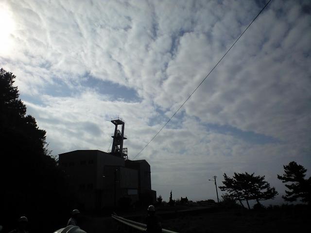 #Jheritage長崎産業遺産視察勉強会 池島炭鉱1番方(巻上櫓)