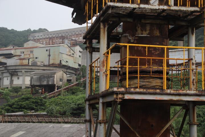 #Jheritage長崎産業遺産視察勉強会 選炭所と粉炭火力発電所とフライアッシュ回収施設