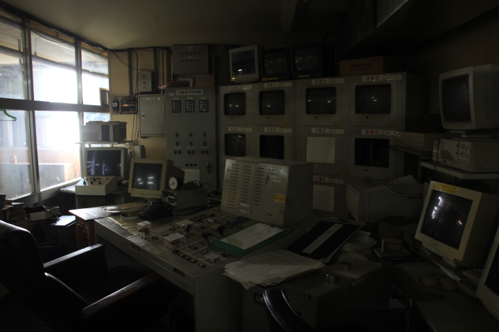 #Jheritage長崎産業遺産視察勉強会 鉱業所制御室