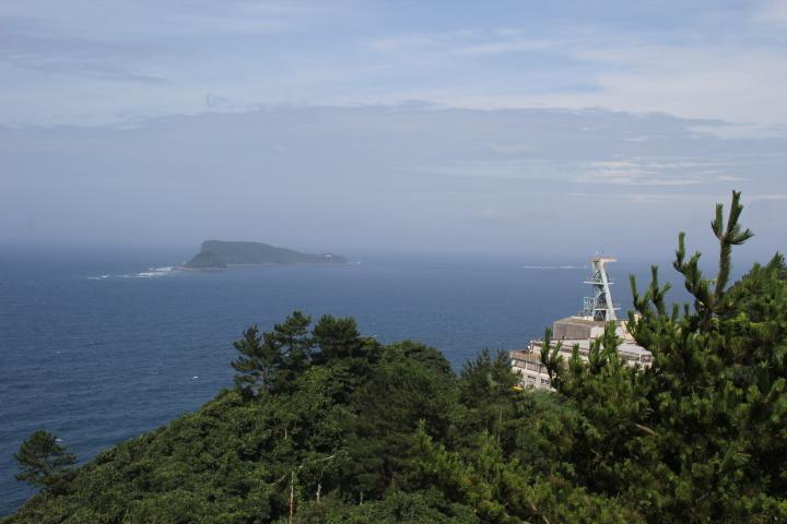 #Jheritage長崎産業遺産視察勉強会 展望台から見る巻揚げ櫓
